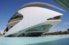 L'Umbracle at the Ciutat de les Arts i les Ciències in Valencia, Spain - Buscar con Google