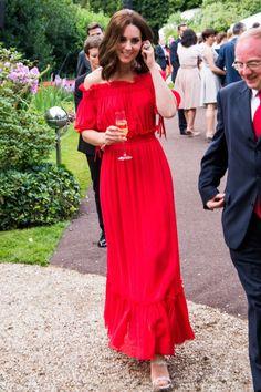 Katalin hercegné legszebb outfitjei 2017-ben - 7. kép