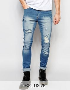 39839f39fc82 70 Best jeans images   Skinny Jeans, Drop crotch jeans, Guys jeans