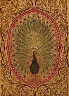 peacock boho art print. Bohemian Wallpaper, Peacock Wallpaper, Bohemian Art, Hippie Art, Shabby Chic Rug, Rustic Vintage Decor, Peacock Art, Exotic Birds, Art Google