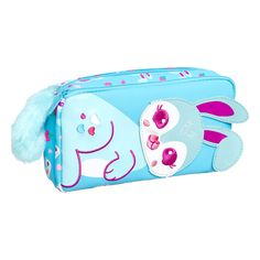 Image for Wild Character Pocket Pencil Case from Smiggle UK