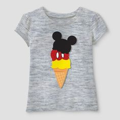 Toddler Girls' Mickey Mouse & Friends Minnie Mouse Short Sleeve T-Shirt - Heather Gray : Target Minnie Mouse, Mickey Mouse Shorts, Mickey Shirt, Mickey Mouse And Friends, Disney Mickey Mouse, Mickey Mouse Family Shirts, Mickey Mouse Dress, Graphic T Shirts, Disney With A Toddler