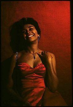 Margaret Tynes, 1959 - photo by Carl Van Vechten