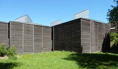 Shelters for Roman Archaeological Site - Atelier Peter Zumthor