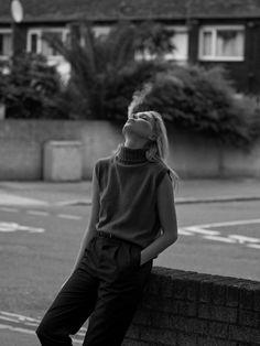 Elsa Hosk wears low-key looks for So It Goes Magazine NOVEMBER 2015 issue