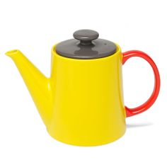 Yellow & Red My Teapot - Jansen & Co. - on Temple & Webster today!