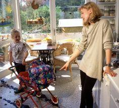 Erziehungstricks: Wenn das Kind an der Kasse wütet – das rät Jesper Juul