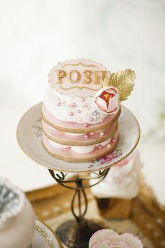 """► Sabrosa golosina de boda. Muy """"posh."""" #postres #bodas"""