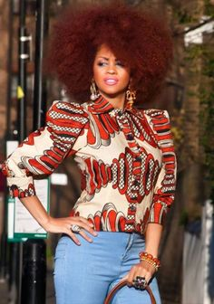 Red Fro