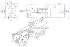 Wood Truck Plans