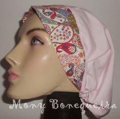 Mony Bonequeira: Toucas Cirúrgicas