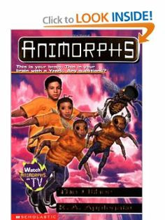 40 best animorphs first books i ever read images on pinterest my