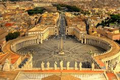 ¿ Por qué no empezar el año visitando Roma ? Basilica San Pedro - Vaticano - Roma #1000tentaciones