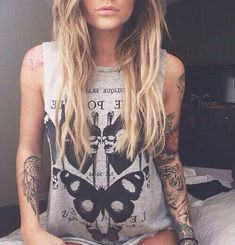 placement of tattoos idea