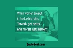 20 Inspirational Quotes about Women's Leadership