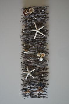 sfeer in de tuin, badkamer of op tafel met deze schelpen decoratie ...