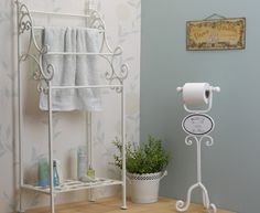 Bed Bath And Beyond Towel Rack Awesome Metal Towel Rack  Cream  Bed Bath & Beyond  Hospitality Inspiration