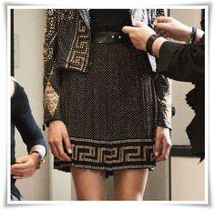Versace H Skirt