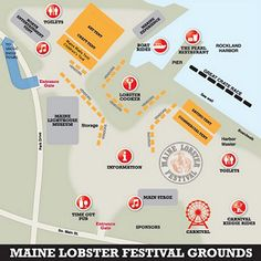 Maine Lobster Festival: 68th Annual Celebration of All Things Lobster, July 29 - August 2, 2015 in Rockland, Maine