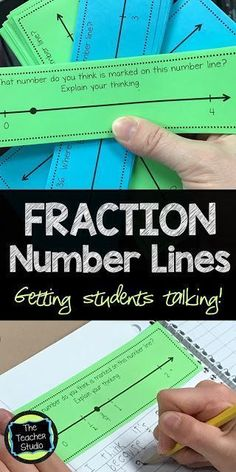 Getting students (and teachers!) hooked on teaching fractions is all about keeping students engaged in deep thinking. Check out this post with an easy trick to try to get more thinking,more math talk, and more understanding! #mathtutoring