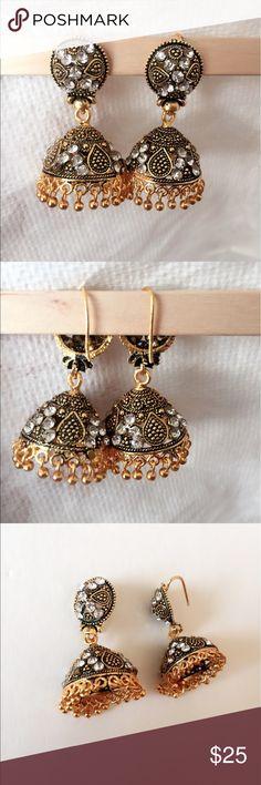 ⚡️Flash Sale⚡️Indian Style dangle Jhumki Earrings Indian Style dangle Jhumki Earrings Jewelry Earrings