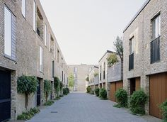 Home - MaccreanorLavington Architects Brick Architecture, Residential Architecture, Architecture Details, Online Architecture, Architecture Portfolio, Habitat Groupé, Brick Detail, Mews House, Arch House