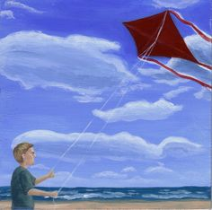 Maro's kindergarten: Let's go fly a kite themed activities! Go Fly A Kite, Kite Flying, Kites Craft, Stone Painting, Art Drawings, Kindergarten, Carnival, Activities, Crafts