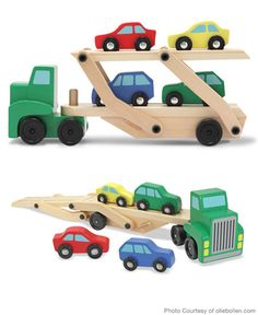 Best Toddler Toys and Gifts for Christmas / trucks