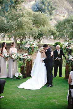 The Ranch at Laguna Beach -repinned from Long Beach officiant https://OfficiantGuy.com #orangecountyofficiant #orangecountyweddings
