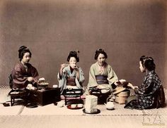 Nineteenth Century Photographs from The Burns Archive  Exhibition Duration: November 13 to December 3, 2015  Opening Reception: Friday, November 20, 2015 ◆ 7:00 – 9:00 PM | FREE ADMISSION Japanese Ritual Industry: Silk, Rice & Tea | RESOBOX