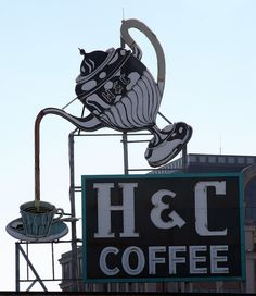 H & C COFFEE Roanoke Virginia