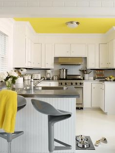 20 Best Grey Yellow Kitchen Images In 2017 Kitchen Kitchen