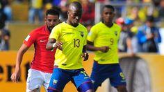 Ecuador vs. Chile EN VIVO en Quito por Eliminatorias Rusia 2018