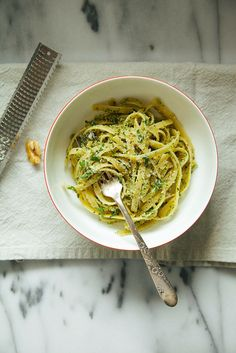 Versatile Vegan Pesto | 23 Easy Five-Ingredient Dinner Recipes