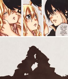 Find images and videos about fairy tail, natsu and nalu on We Heart It - the app to get lost in what you love. Zeref Y Mavis, Fairytail, Zeref Dragneel, Gruvia, Fairy Tail Love, Anime Fairy Tail, Fairy Tail Ships, Weekly Shonen Magazine, Gajevy