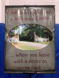 Solomon Episcopal Conference Center   http://www.solomoncenter.org/ 178th Convention of the Episcopal Diocese of Louisiana, 2015 #EDOLA #NOLA #NewOrleans #EDOLA15