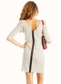 We might be a little obsessed with polka dots here at the office right now.