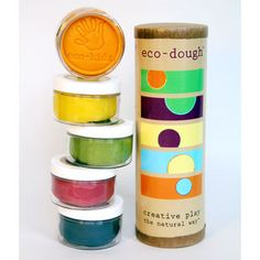 Eco-Dough Play Dough  $24.95 at A Toy Garden