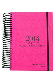 MNB Diary 2014 xx #LJWIISHLIST