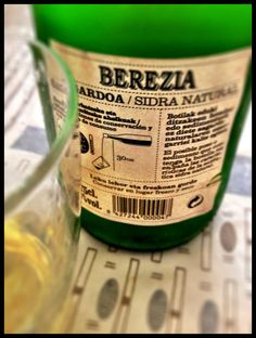 El Alma del Vino.: Sidra Natural Berezia Eusko Label 2013 / Sidras Bereziartua.