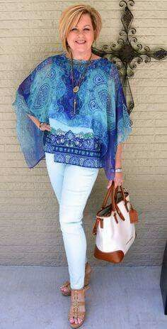 50 is not old wednesday s wardrobe 1 sheer overlay spring outfit fashion over 40 for the everyday woman 70 cute spring outfit ideas for teen girls 60 Fashion, Spring Fashion Outfits, Over 50 Womens Fashion, Fashion Over 40, Summer Fashions, Fashion Ideas, Lifestyle Fashion, Office Fashion, Lolita Fashion