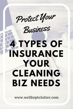 Why you need Cleaning Business Insurance. What type of cleaning business insuran.Why you need Cleaning Business Insurance. What type of cleaning business insurance you need. Protect your business from unforeseen accidents. Cleaning Companies, House Cleaning Services, Cleaning Business, House Cleaning Tips, Business Tips, Cleaning Hacks, Deep Cleaning, Business Planning, Business Marketing