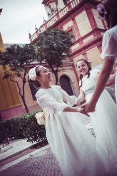 Vestido de comunión. contacto: depostin@outlook.com