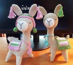 Crochet Animal Patterns, Crochet Doll Pattern, Stuffed Animal Patterns, Doll Patterns, Crotchet Animals, Homemade Stuffed Animals, Diy Y Manualidades, Doll Tutorial, Crochet Patterns Amigurumi