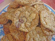 Chefkoch.de Rezept: American Chocolate Chip Cookies