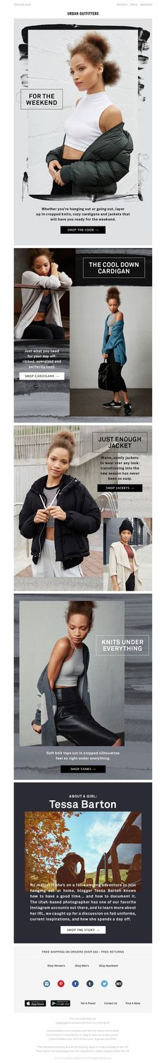 Urban Outfitters - What are you doing this weekend?