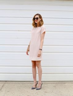 10 Ways To Style A T-Shirt Dress | Her Campus