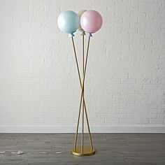 Balloon Floor Lamp | The Land of Nod