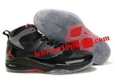 los angeles a097f 7eea8 Dwyane Wade Shoes - Jordan Fly Wade Black Varsity Red Wholesale Nike Shoes,  Nike