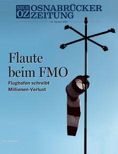 Der Flughafen Münster/Osnabrück schreibt rote Zahlen. Wir beleuchten die Bilanz in unserem Titelthema der iPad-Ausgabe vom 19. Januar 2013.
